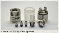 Caiman v.4 RDA by Vape Systems