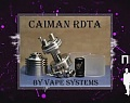 Caiman RDTA by Vape Systems